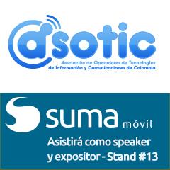 SUMA móvil participa en el 5º foro de ASOTIC