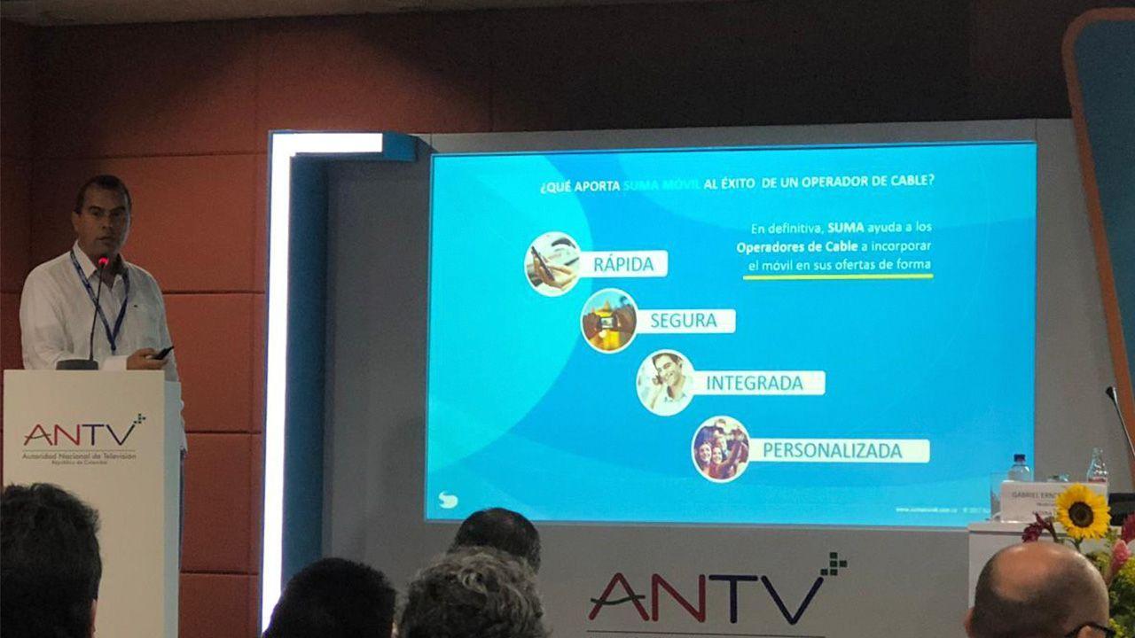 SUMA móvil - Noticias: Expo Andina Link 2019