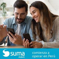 SUMA móvil - Noticia: Lanzamiento plataforma SUMA móvil en Perú