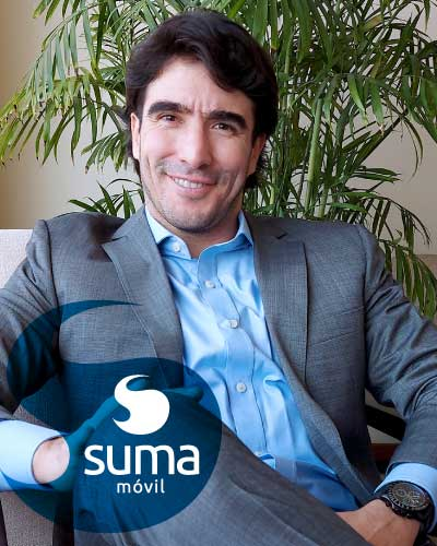 SUMA móvil - Mauricio Guerra - Country Manager Perúes Colombia