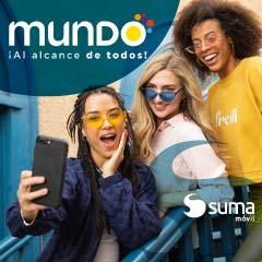 SUMA móvil - Noticia: SUMA refuerza su alianza con Mundo Pacífico