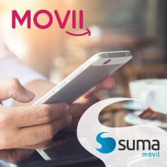 SUMA móvil alcanza un acuerdo con MOViiRED para sumar sus puntos de venta y ofrecer a sus clientes la red de recargas más completa del país