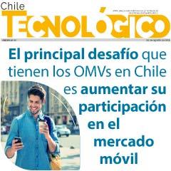 El reto de los OMVs en Chile consiste en aumentar su participación en el mercado móvil