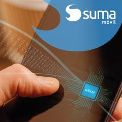 SUMA móvil contará en Perú con su propio servicio eSIM